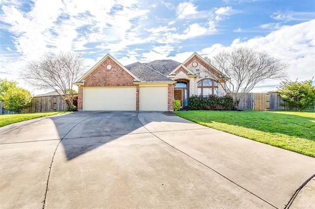 1809 Belle Plain Court, Cleburne, TX 76033 (MLS #14315339) :: The Rhodes Team