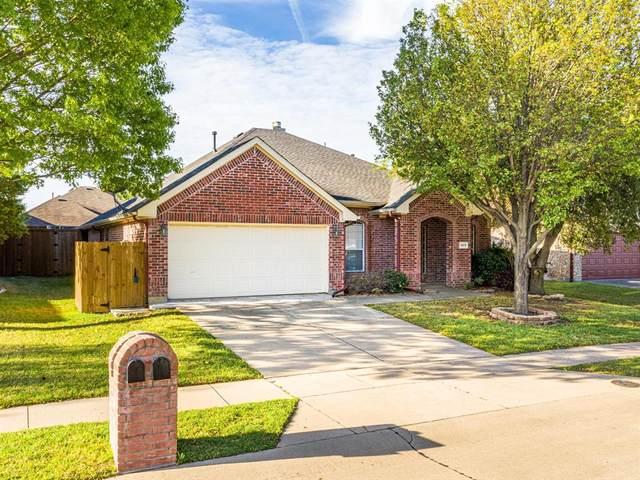 9213 Manassas Ridge, Mckinney, TX 75071 (MLS #14315348) :: The Good Home Team