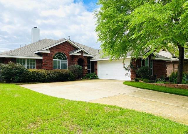 839 Oak Hollow Lane, Rockwall, TX 75087 (MLS #14315351) :: The Welch Team