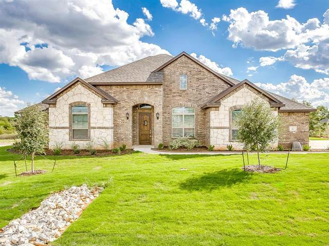 265 Odell Road, Springtown, TX 76082 (MLS #14315358) :: All Cities USA Realty