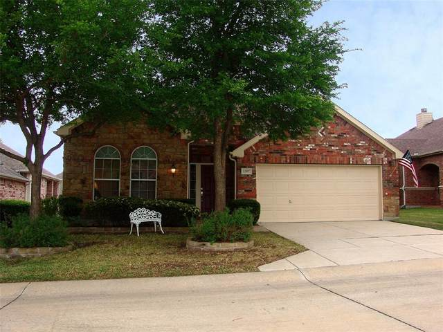 1307 Quaker Drive, Fairview, TX 75069 (MLS #14315360) :: NewHomePrograms.com LLC