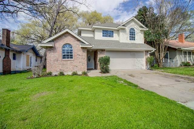 305 Virginia Avenue, Waxahachie, TX 75165 (MLS #14315367) :: The Good Home Team