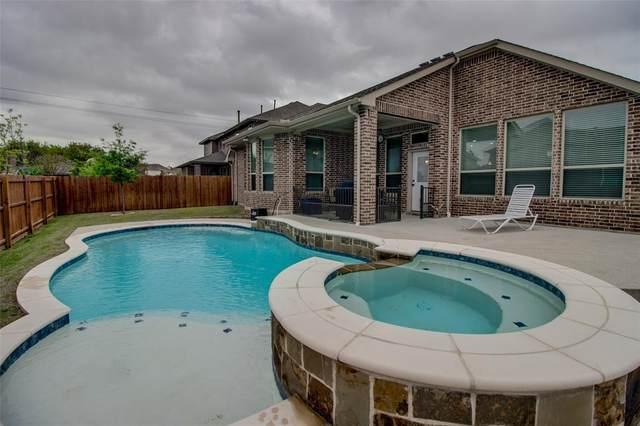 6009 Livingstone Street, Rowlett, TX 75089 (MLS #14315369) :: The Kimberly Davis Group