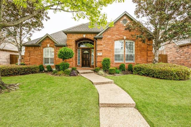 17807 Benchmark Drive, Dallas, TX 75252 (MLS #14315377) :: The Mauelshagen Group