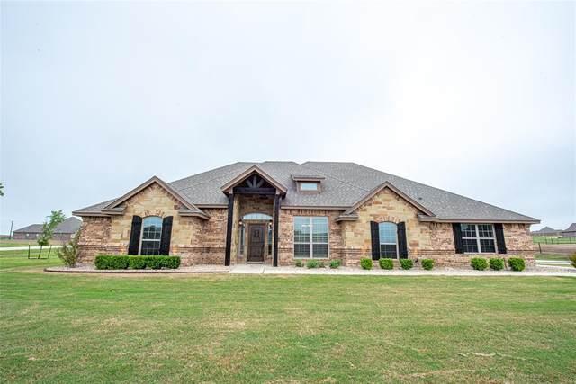 14620 Spring Ranch Road, Godley, TX 76044 (MLS #14315383) :: The Rhodes Team