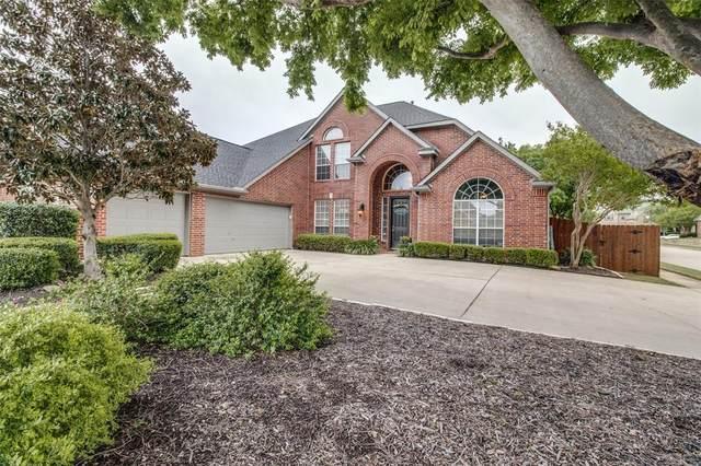 3921 Fairfax Way, Flower Mound, TX 75028 (MLS #14315396) :: HergGroup Dallas-Fort Worth