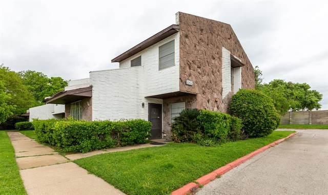 1719 E Grauwyler Road #137, Irving, TX 75061 (MLS #14315401) :: Team Tiller