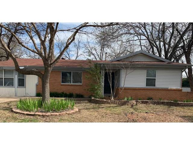 840 Dora Street, Bedford, TX 76022 (MLS #14315409) :: The Chad Smith Team