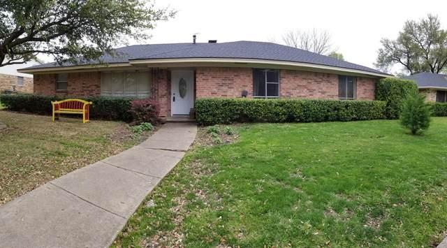 314 Northwood Drive, Mckinney, TX 75071 (MLS #14315412) :: The Good Home Team