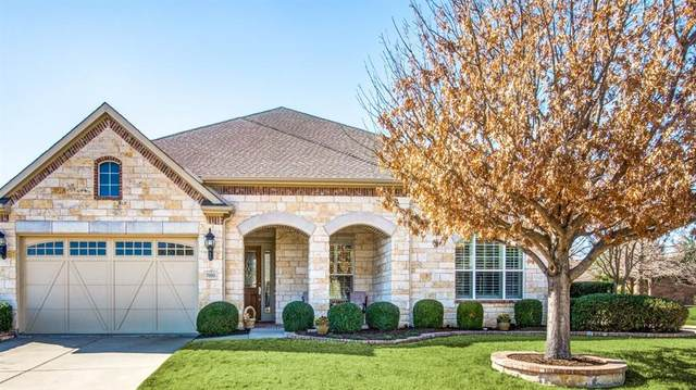 7093 Bay Hill Drive, Frisco, TX 75036 (MLS #14315419) :: Tenesha Lusk Realty Group