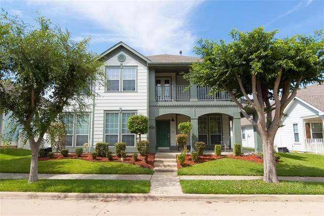 1509 Carriage Lane, Savannah, TX 76227 (MLS #14315430) :: The Good Home Team