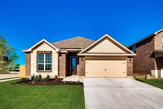917 Keystone Court, Denton, TX 76207 (MLS #14315441) :: The Kimberly Davis Group