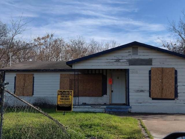 1305 E League Street, Waco, TX 76704 (MLS #14315443) :: Team Tiller
