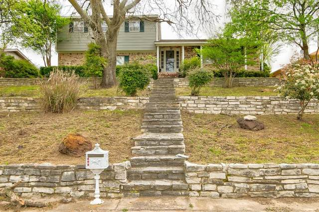 602 Hilltop Drive, Weatherford, TX 76086 (MLS #14315446) :: Roberts Real Estate Group
