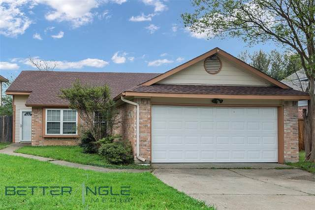 5519 Creek Valley Drive, Arlington, TX 76018 (MLS #14315451) :: Century 21 Judge Fite Company