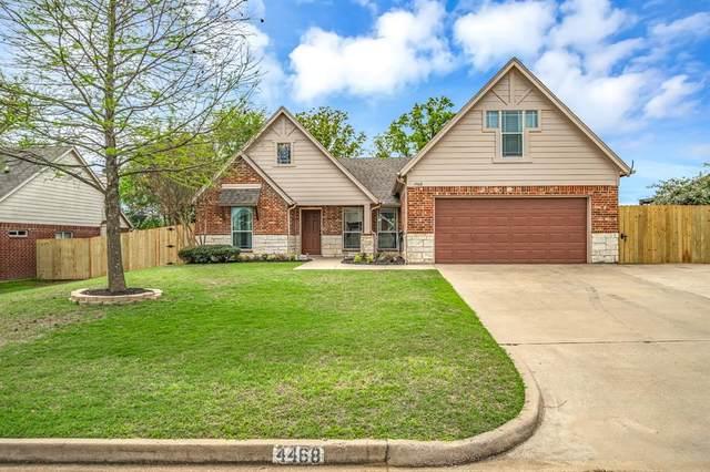 4468 Etheridge Circle, Canton, TX 75103 (MLS #14315457) :: The Chad Smith Team