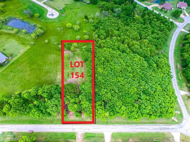 Lot 154 The Shores, Corsicana, TX 75109 (MLS #14315475) :: Century 21 Judge Fite Company