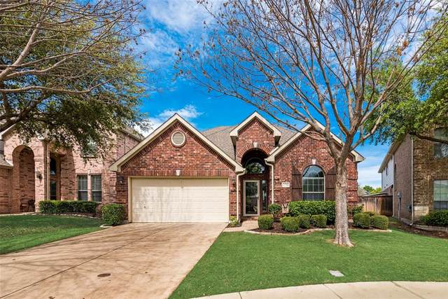 7304 Oak Leaf Drive, Mckinney, TX 75072 (MLS #14315476) :: The Chad Smith Team