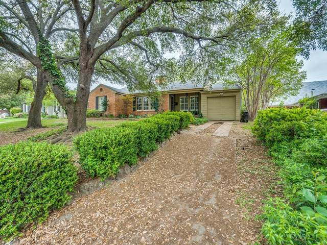 1126 Buck Avenue, Fort Worth, TX 76110 (MLS #14315481) :: The Mitchell Group