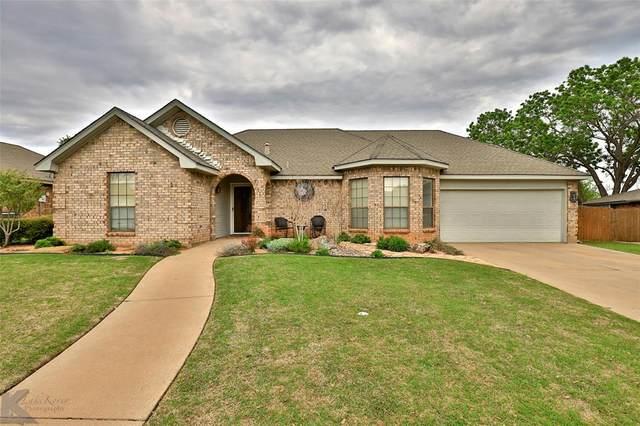7741 John Carroll Drive, Abilene, TX 79606 (MLS #14315488) :: Real Estate By Design