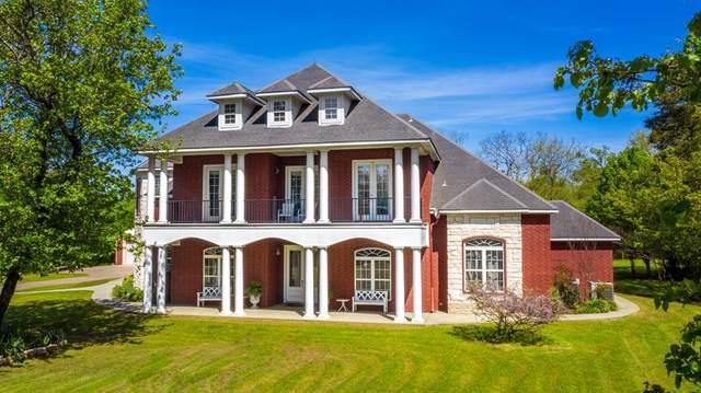 808 W Main Street, Mount Vernon, TX 75457 (MLS #14315499) :: EXIT Realty Elite