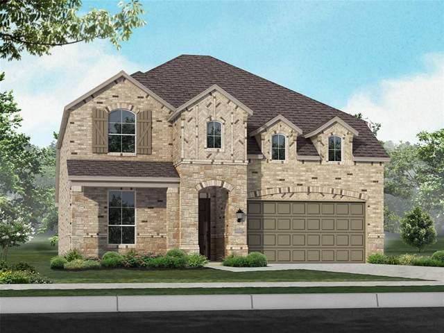 1718 Celebration Lane, Wylie, TX 75098 (MLS #14315510) :: Tenesha Lusk Realty Group