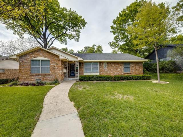 8911 Sweetwater Drive, Dallas, TX 75228 (MLS #14315542) :: All Cities USA Realty