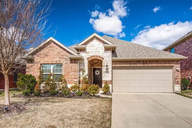 11721 Parade Drive, Frisco, TX 75036 (MLS #14315546) :: The Good Home Team