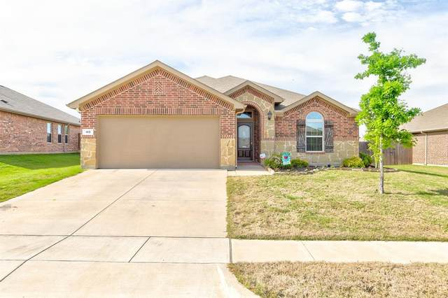413 Eureka Court, Burleson, TX 76028 (MLS #14315562) :: The Chad Smith Team