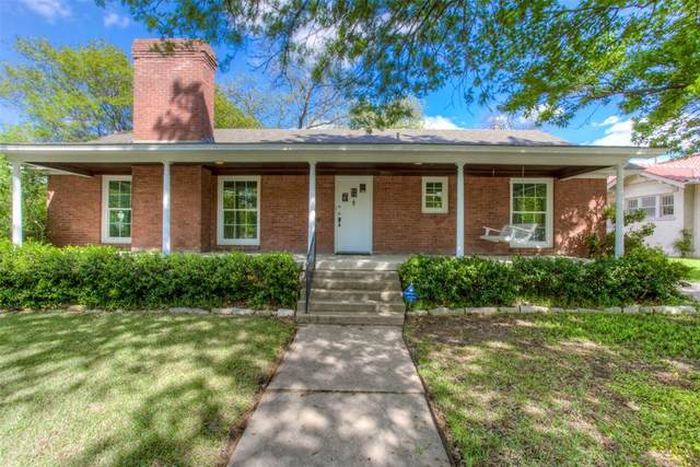 2317 Willing Avenue, Fort Worth, TX 76110 (MLS #14315570) :: All Cities USA Realty