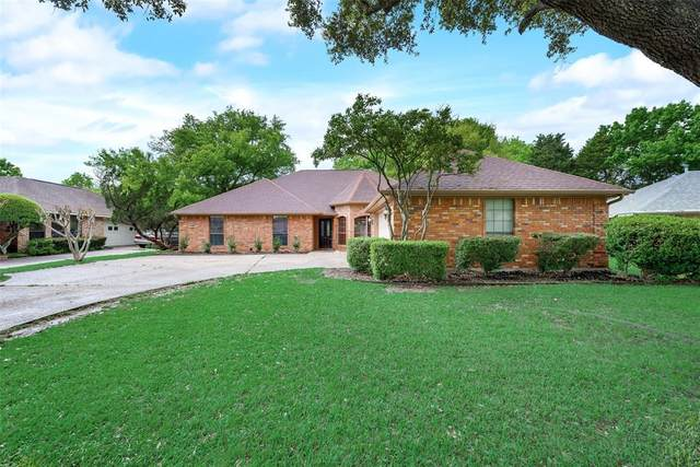700 Arbor Creek Drive, Desoto, TX 75115 (MLS #14315572) :: Tenesha Lusk Realty Group
