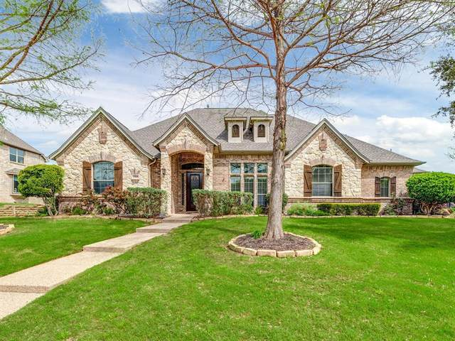 1309 Woodborough Lane, Keller, TX 76248 (MLS #14315579) :: Justin Bassett Realty