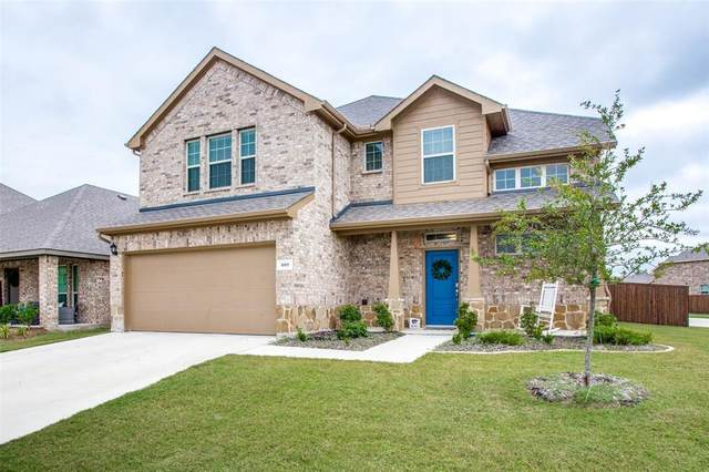 597 Jamestown Lane, Fate, TX 75189 (MLS #14315580) :: The Welch Team