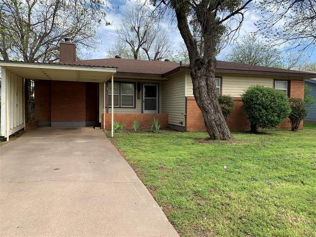 649 Westview Drive, Abilene, TX 79603 (MLS #14315588) :: The Chad Smith Team