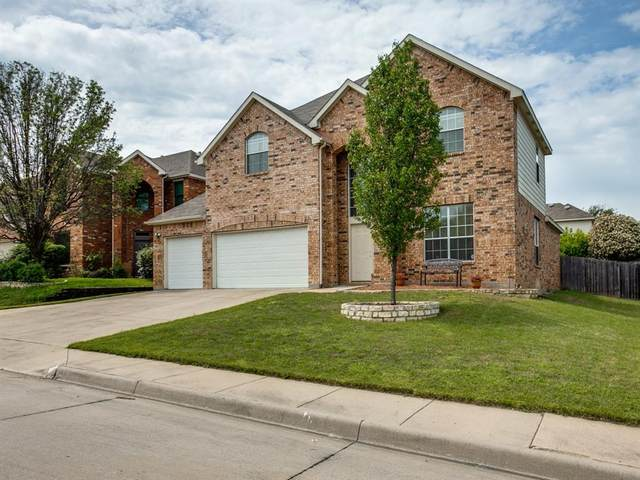 7113 Bunk House Drive, Fort Worth, TX 76179 (MLS #14315595) :: The Mauelshagen Group