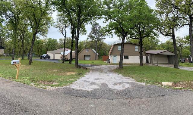 1517 Tanglewood Drive, Azle, TX 76020 (MLS #14315599) :: The Chad Smith Team