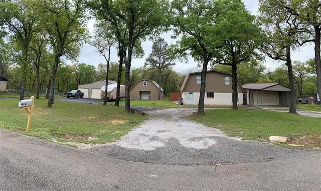 1517 Tanglewood Drive, Azle, TX 76020 (MLS #14315599) :: The Kimberly Davis Group