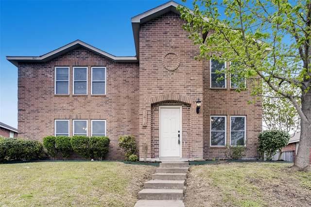1415 Glenwick Drive, Rockwall, TX 75032 (MLS #14315612) :: Justin Bassett Realty