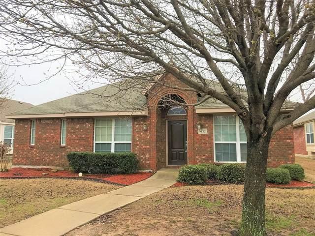1632 Summerfield Drive, Allen, TX 75002 (MLS #14315613) :: Tenesha Lusk Realty Group