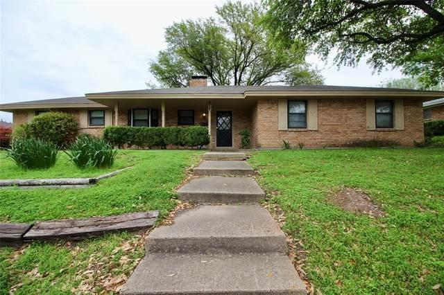 816 Vince Lane, Desoto, TX 75115 (MLS #14315617) :: The Kimberly Davis Group