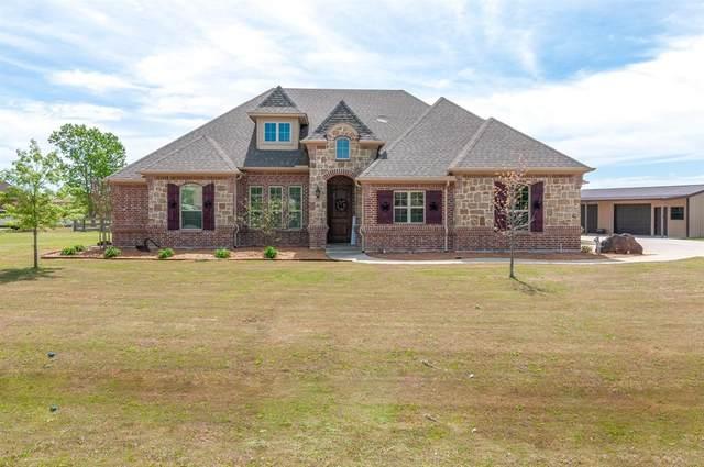 12831 Helen Road, Justin, TX 76247 (MLS #14315625) :: Trinity Premier Properties