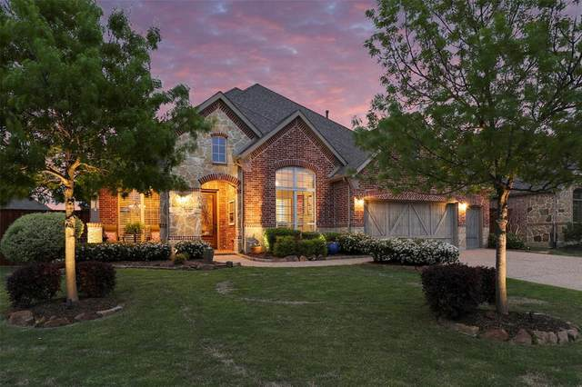 850 Long Valley Court, Prosper, TX 75078 (MLS #14315628) :: All Cities USA Realty