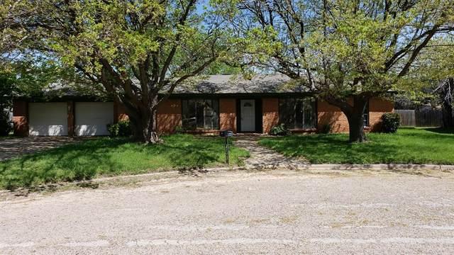 2310 Darrell Drive, Abilene, TX 79606 (MLS #14315650) :: All Cities USA Realty