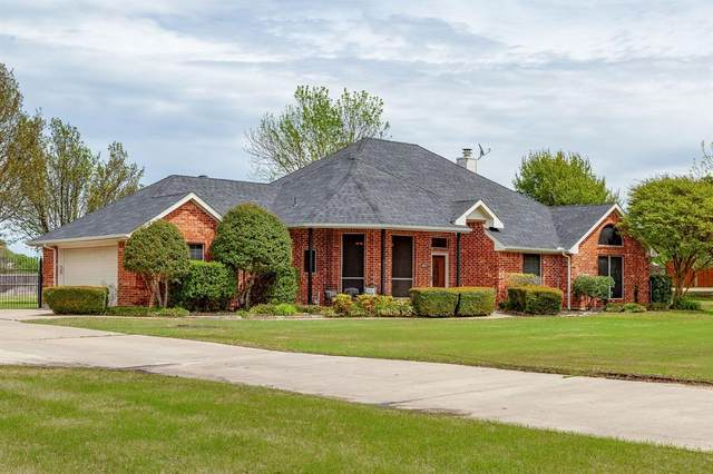 10032 W Clover Lane, Forney, TX 75126 (MLS #14315657) :: The Mauelshagen Group