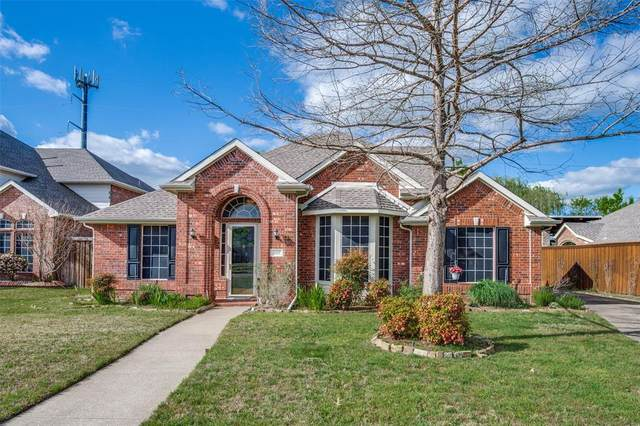 309 Mimosa Drive, Murphy, TX 75094 (MLS #14315668) :: The Chad Smith Team