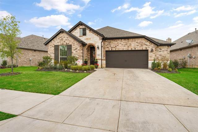9921 Denali Drive, Little Elm, TX 75068 (MLS #14315673) :: The Chad Smith Team
