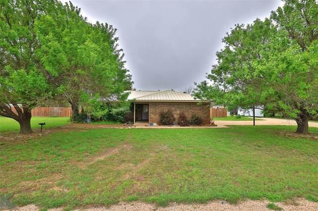1169 Larned Lane, Abilene, TX 79602 (MLS #14315678) :: Team Tiller
