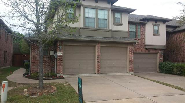 1160 Landon Lane, Allen, TX 75013 (MLS #14315683) :: Tenesha Lusk Realty Group