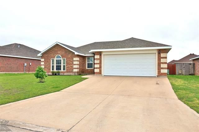 333 Lollipop Trail, Abilene, TX 79602 (MLS #14315690) :: NewHomePrograms.com LLC