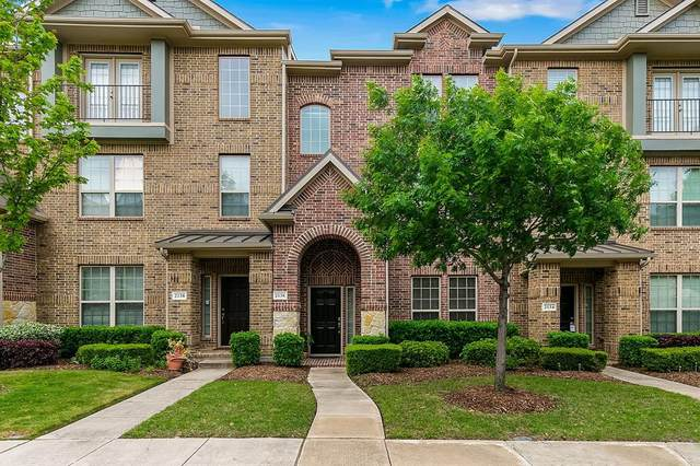 2136 Mcparland Court, Carrollton, TX 75006 (MLS #14315697) :: Hargrove Realty Group